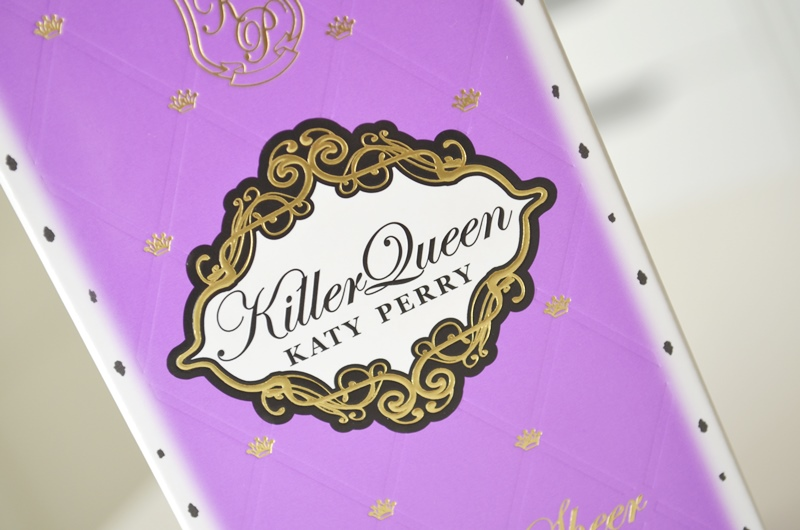 DSC 01951 - Katy Perry Killer Queen 'Oh So Sheer' (LE)
