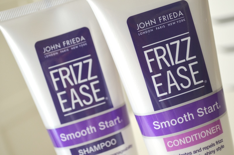 DSC 01971 - John Frieda Frizz Ease Smooth Start Shampoo & Conditioner