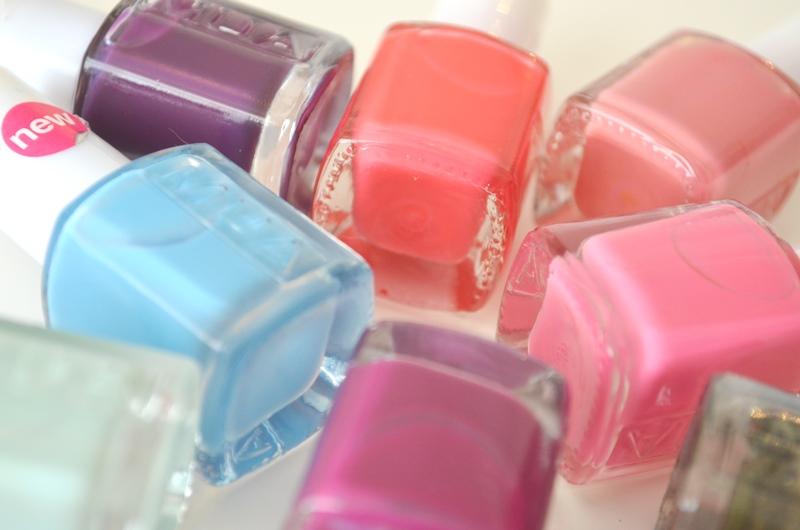 DSC 0315 - MUA Nail Polish Swatches (8x!)