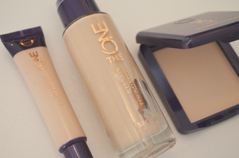 DSC 0360 - Oriflame: The One Make-up (Mega) Review