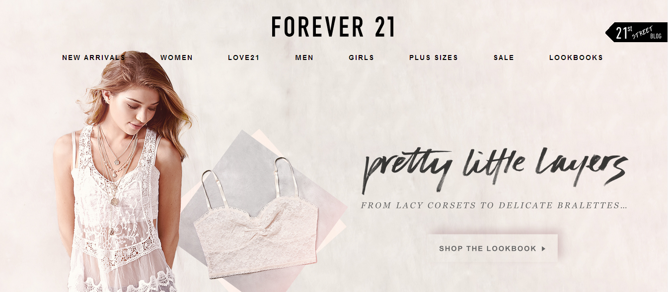 F21 Header - Forever 21 in Amsterdam! Mijn Wishlist!