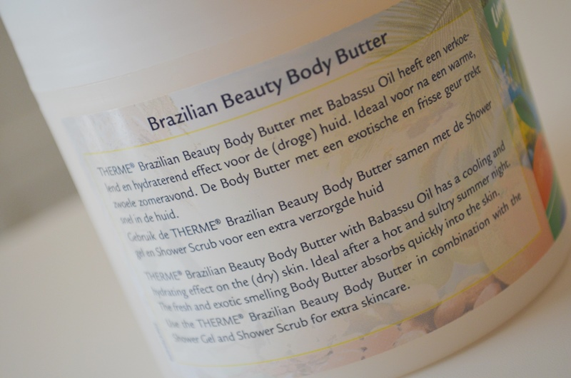 DSC 02401 - Nieuwe Therme Brazilian Beauty Scrub, Shower & Butter