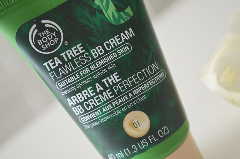 DSC 02432 - The Body Shop Tea Tree Flawless BB Cream