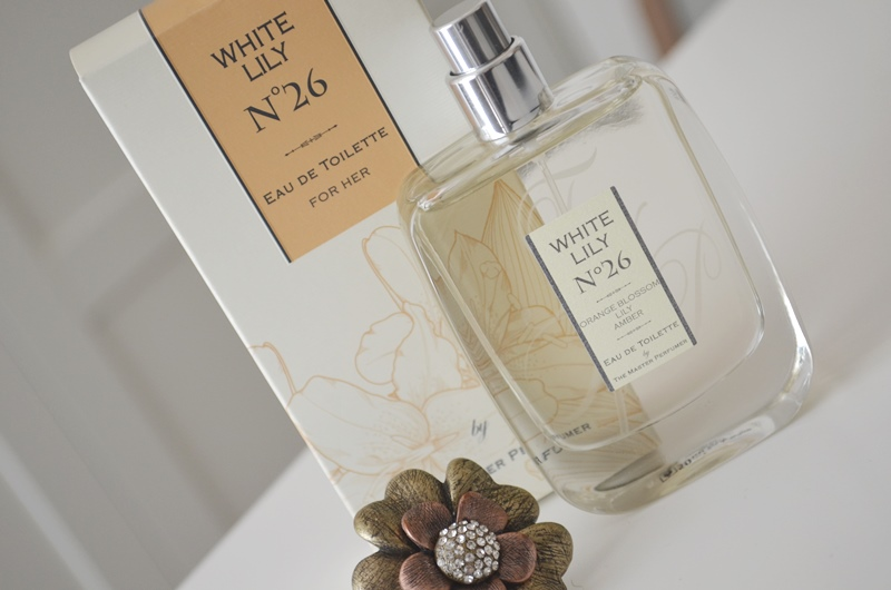 DSC 0291 - White Lily Eau de Toilette by The Master Perfumer Review