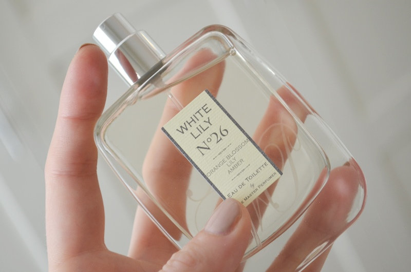 DSC 03081 - White Lily Eau de Toilette by The Master Perfumer Review
