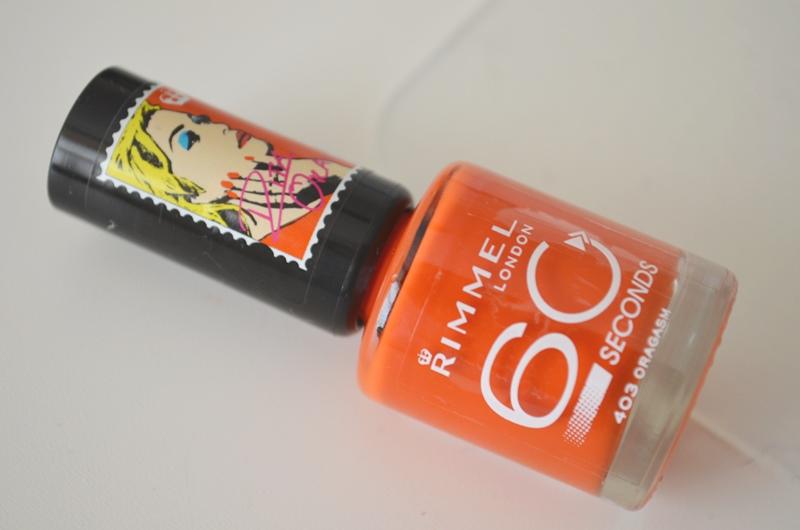 DSC 0350 - Rimmel Rita Ora Collectie Review