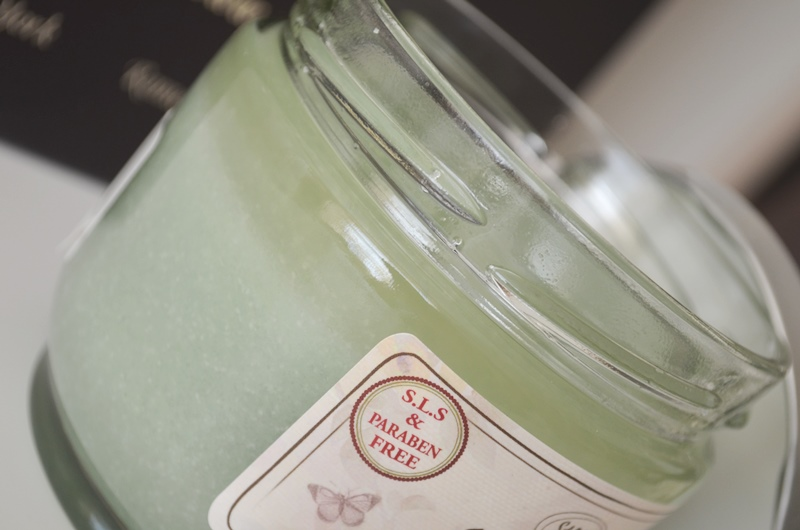 DSC 0230 - New in: Sabon Mango & Kiwi Body Scrub Review