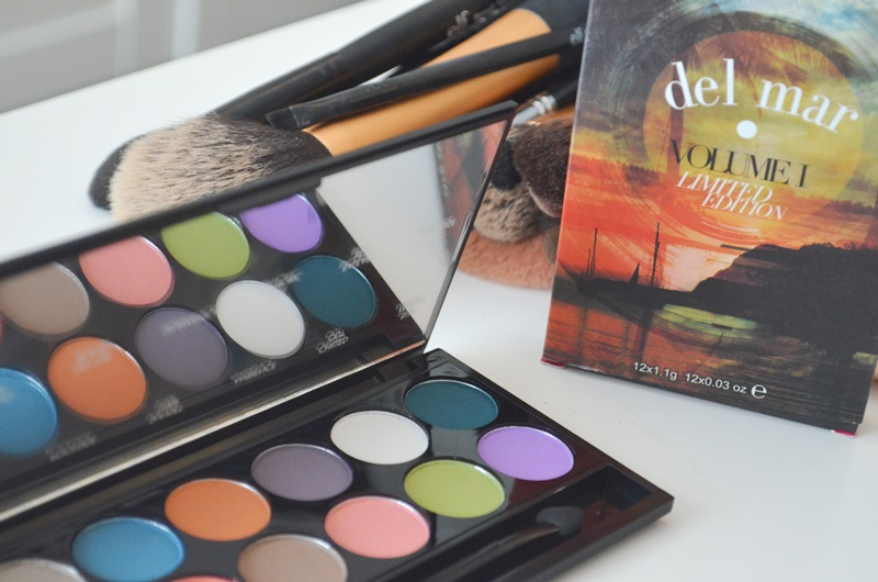 DSC 0231 - Sleek Del Mar Palette Review!