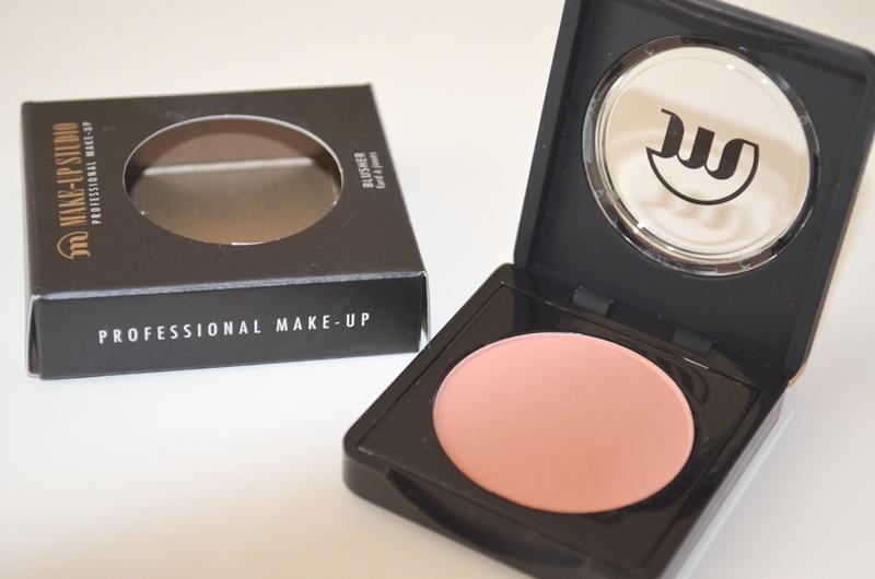 DSC 02962 - Make-up Studio Blusher in Box #7 (Peach) Review