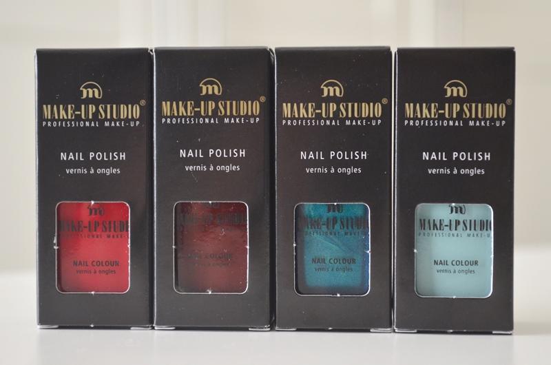DSC 0300 - Nieuwe Make-up Studio Nail Polish Collecties (Swatches)