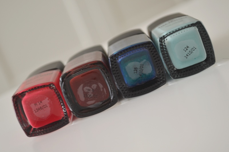 DSC 0305 - Nieuwe Make-up Studio Nail Polish Collecties (Swatches)