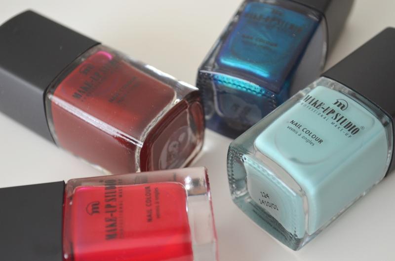DSC 0320 - Nieuwe Make-up Studio Nail Polish Collecties (Swatches)