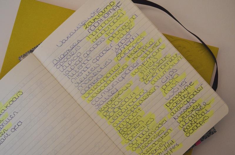 DSC 03501 - Mijn Opschrijfboekjes - Creëer orde in de chaos!