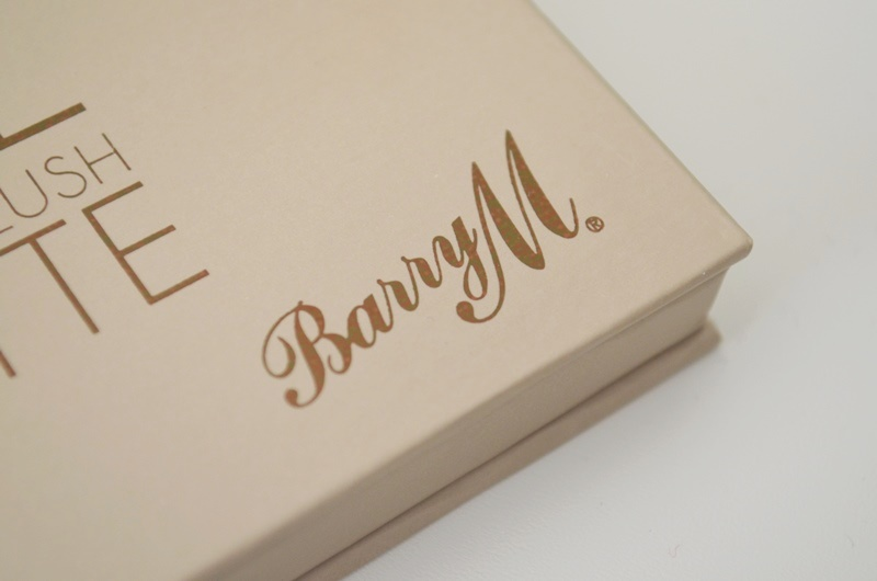 DSC 0368 - New in: Barry M Natural Shadow & Blush Glow Palette Review