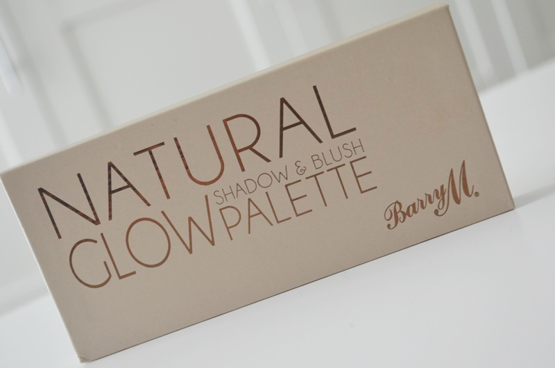 DSC 0370 - New in: Barry M Natural Shadow & Blush Glow Palette Review