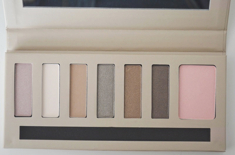 DSC 0393 - New in: Barry M Natural Shadow & Blush Glow Palette Review