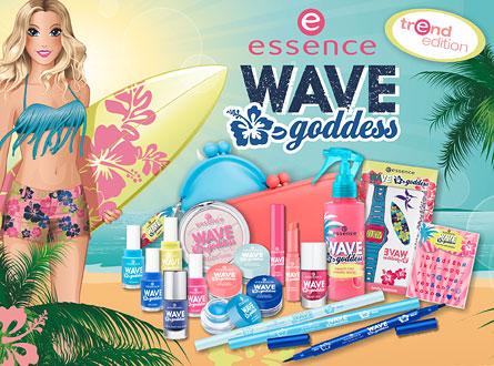 Essence - Nieuwe Essence Trend Edition Wave Goddess