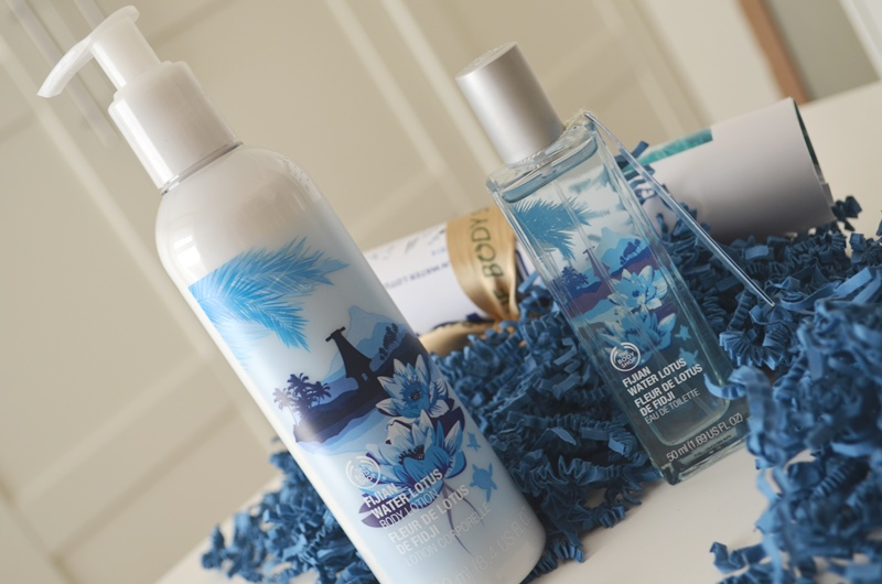 DSC 0197 - Nieuwe Fijian Water Lotus Producten van The Body Shop