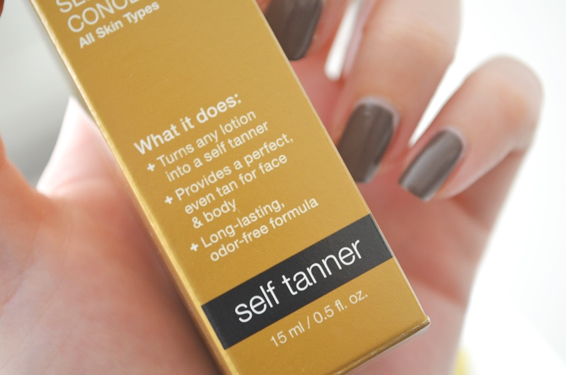 DSC 02051 - Paula's Choice Sun 365 Self-Tanning Concentrate Review