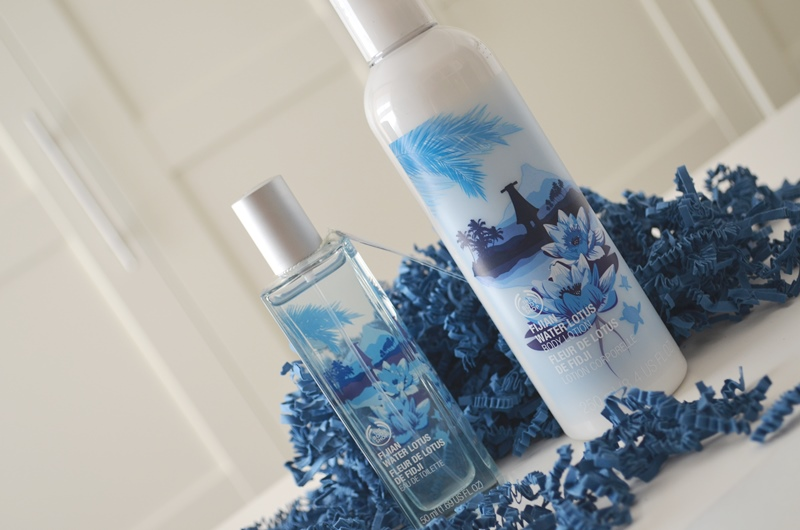 DSC 0210 - Nieuwe Fijian Water Lotus Producten van The Body Shop