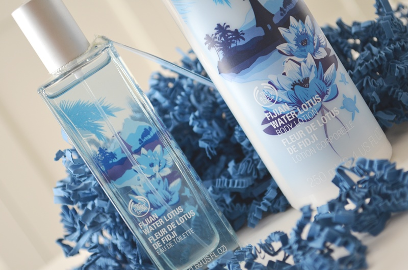 DSC 0212 - Nieuwe Fijian Water Lotus Producten van The Body Shop