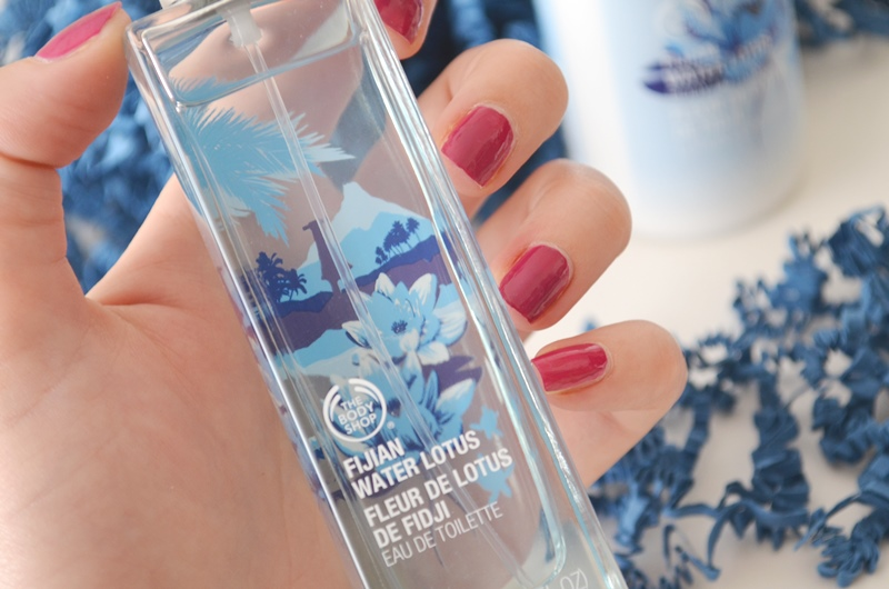 DSC 0214 - Nieuwe Fijian Water Lotus Producten van The Body Shop
