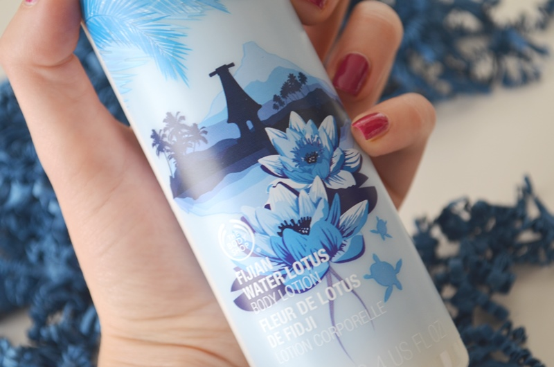 DSC 0216 - Nieuwe Fijian Water Lotus Producten van The Body Shop