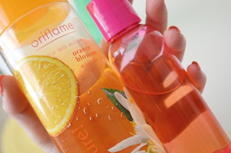 DSC 02161 - Oriflame Fresh & Nature! Eau de Cologne Review
