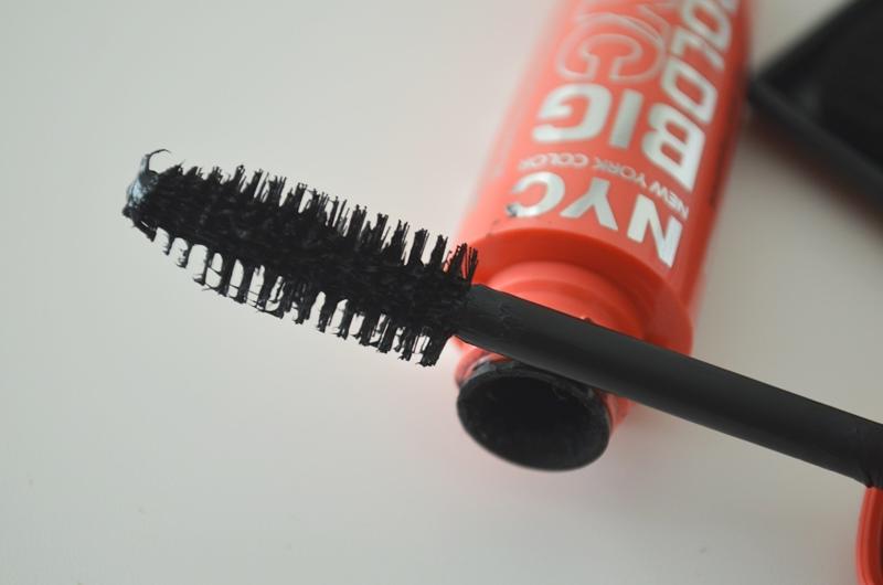 DSC 0241 - In De Mix: NYC Mascara, Blush & Lip Color Review