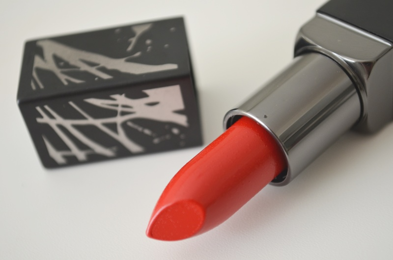 DSC 0367 - Smashbox LE Cherry Smoke Collection - Lipstick Review