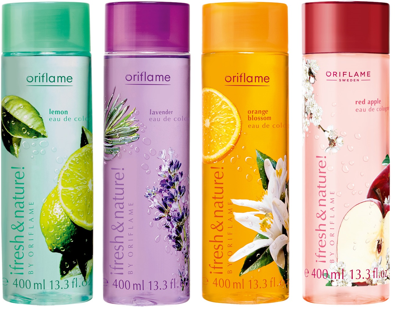 Oriflame - Oriflame Fresh & Nature! Eau de Cologne Review