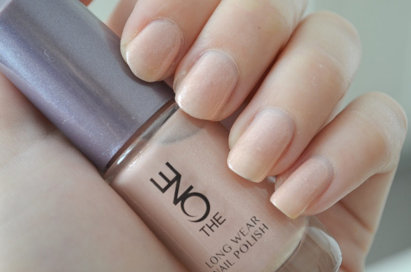 DSC 02061 - Oriflame The One Long Wear Nail Polish Review
