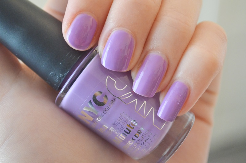 DSC 02114 - Nieuwe NYC - In a New York Minute - Nail Polish Review