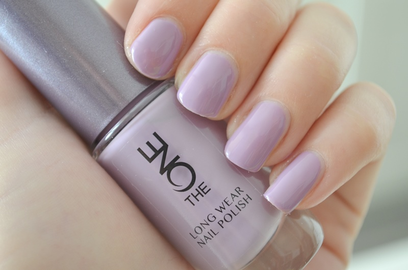 Oriflame The One Long Wear Nail Polish Review - Elise Joanne