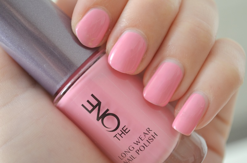 DSC 0227 - Oriflame The One Long Wear Nail Polish Review