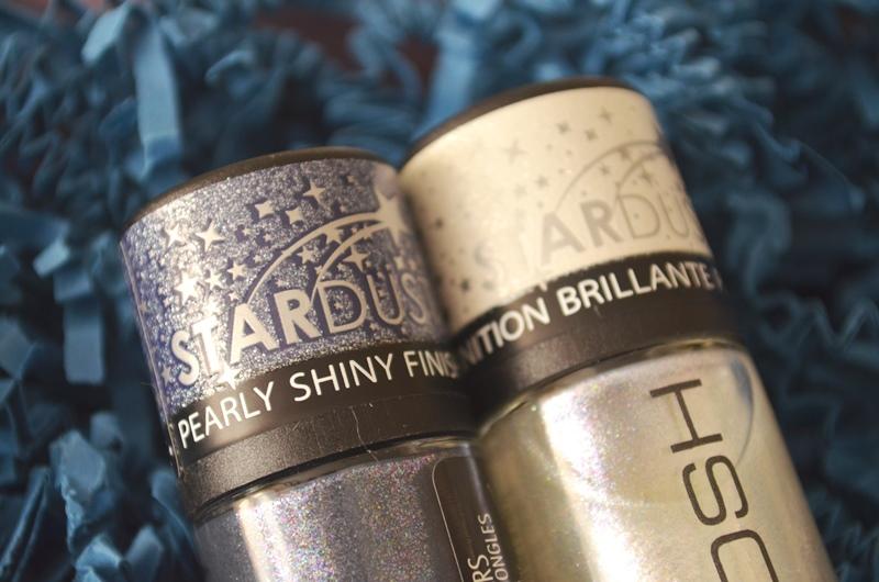 DSC 02652 - Nieuwe GOSH Stardust Nail Laquers Herfst 2014