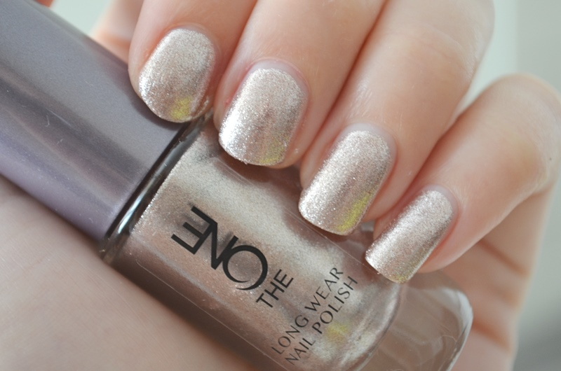 DSC 0270 - Oriflame The One Long Wear Nail Polish Review