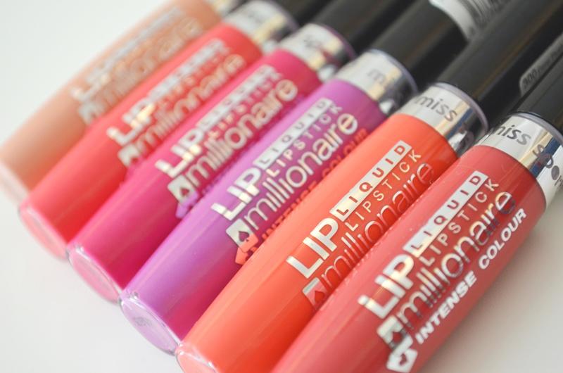 DSC 03073 - Miss Sporty Lip Millionaire Liquid Lipstick Review