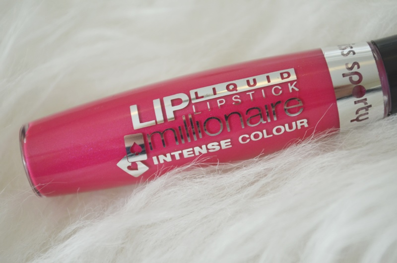 DSC 03444 - Miss Sporty Lip Millionaire Liquid Lipstick Review