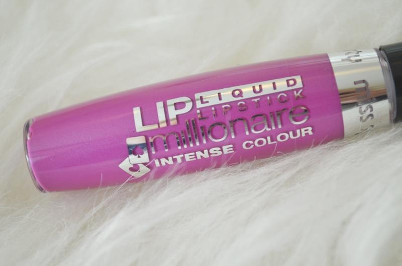 DSC 0345 - Miss Sporty Lip Millionaire Liquid Lipstick Review
