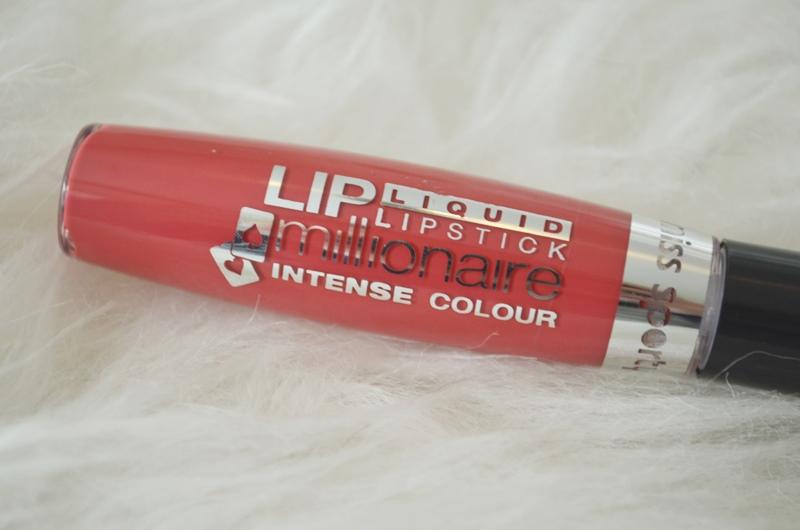DSC 03492 - Miss Sporty Lip Millionaire Liquid Lipstick Review