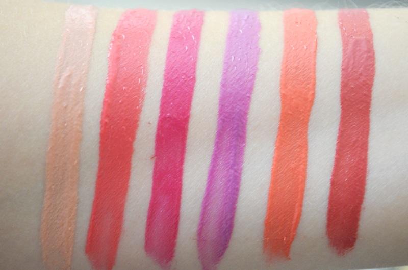 DSC 0366 - Miss Sporty Lip Millionaire Liquid Lipstick Review