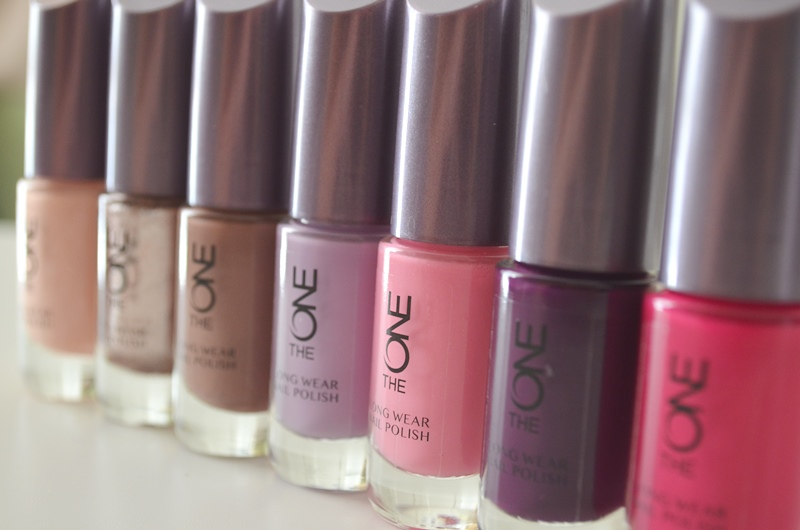 DSC 0441 - Oriflame The One Long Wear Nail Polish Review