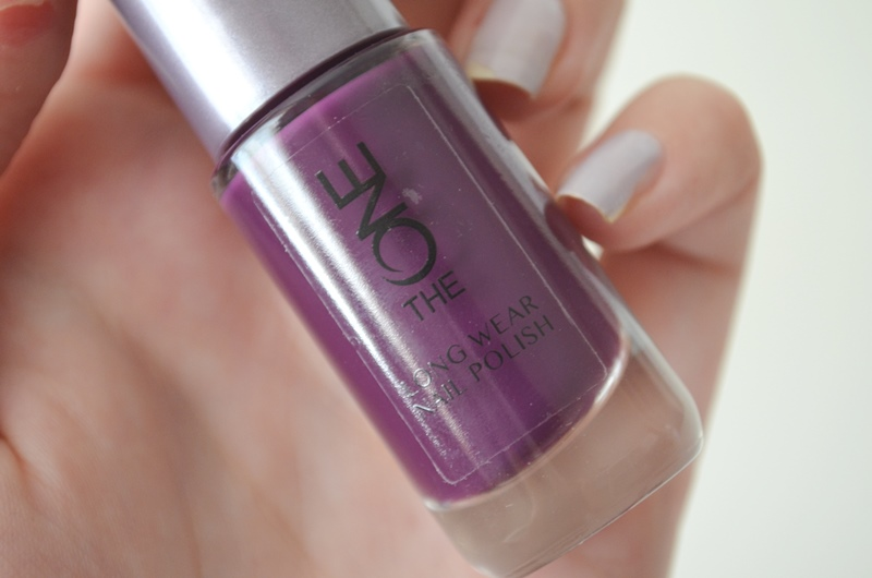 DSC 0456 - Oriflame The One Long Wear Nail Polish Review