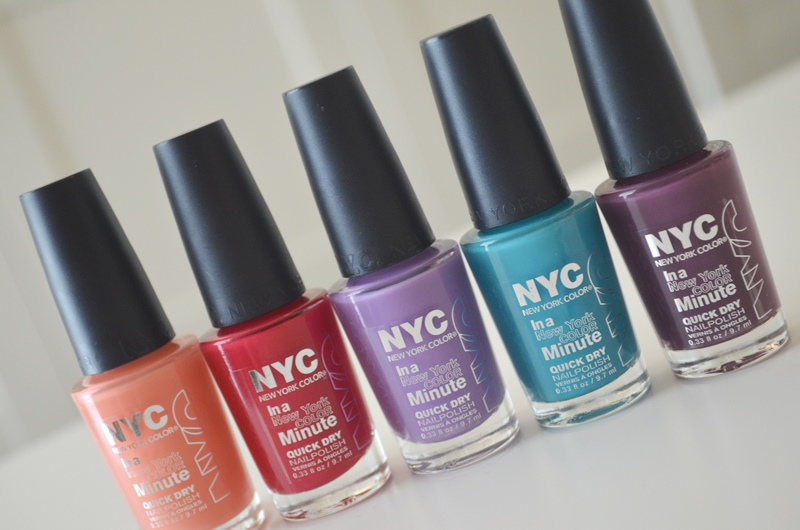 DSC 05451 - Nieuwe NYC - In a New York Minute - Nail Polish Review