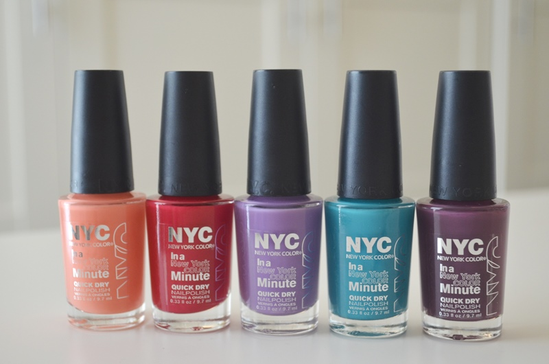 DSC 05481 - Nieuwe NYC - In a New York Minute - Nail Polish Review