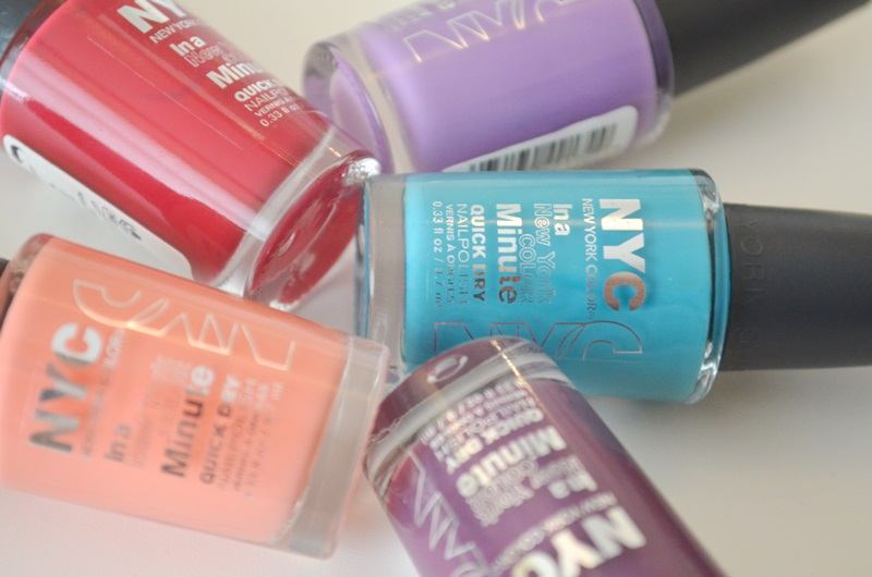DSC 05561 - Nieuwe NYC - In a New York Minute - Nail Polish Review