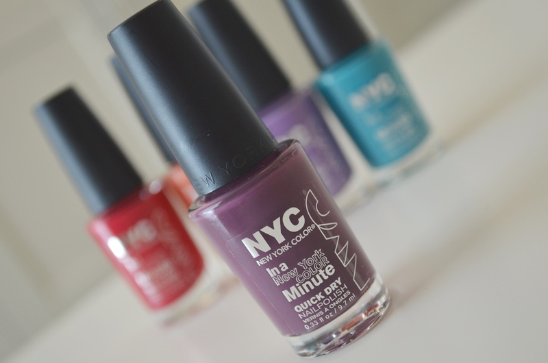 DSC 05741 - Nieuwe NYC - In a New York Minute - Nail Polish Review