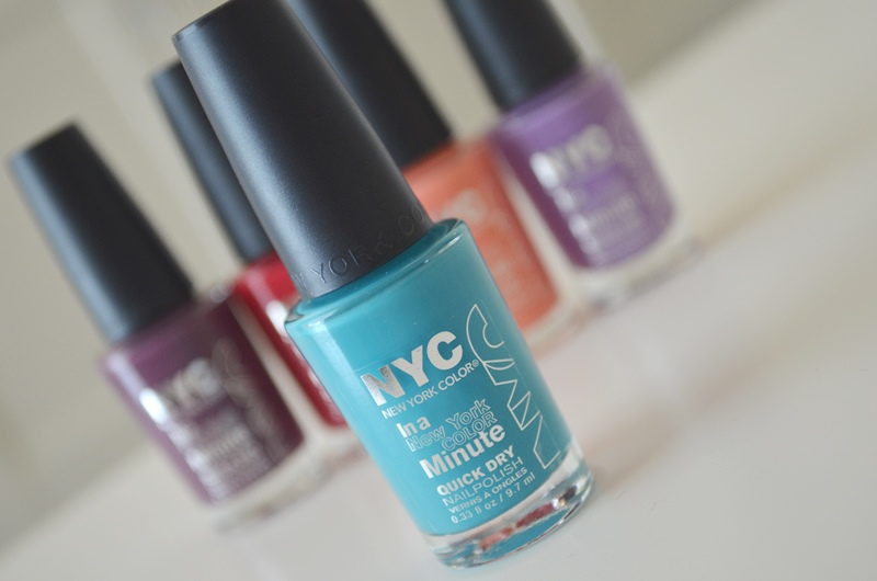 DSC 05771 - Nieuwe NYC - In a New York Minute - Nail Polish Review