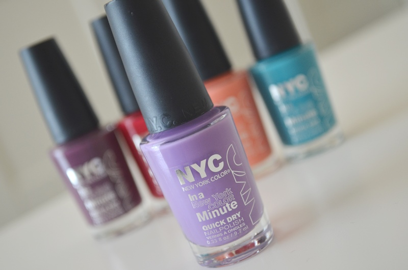 DSC 05811 - Nieuwe NYC - In a New York Minute - Nail Polish Review